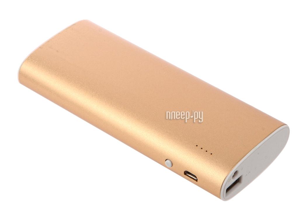 Аккумулятор Aksberry S-10000A 13000mAh Gold