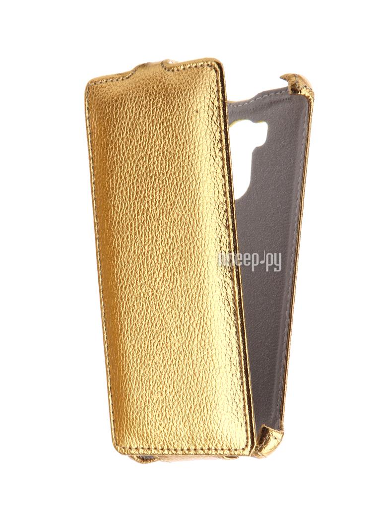 Аксессуар Чехол Xiaomi Redmi 4 / 4 Pro / 4 Prime Svekla Gold FL-SVXIRED4-GOLD