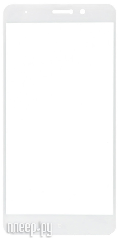 Аксессуар Защитное стекло Xiaomi Mi5S Plus Svekla Full Screen White