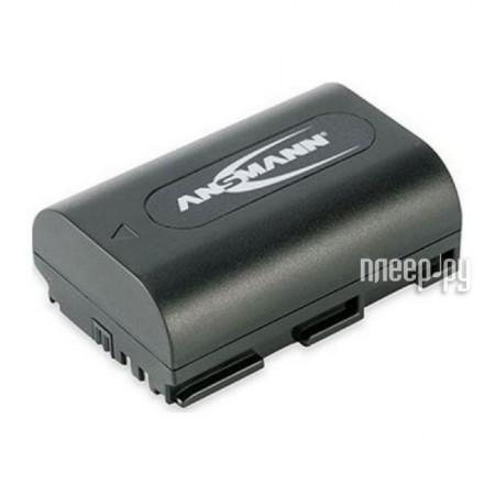 Аккумулятор Ansmann A-Can LP E6 1400-0000 BL1  Pleer.ru  1699.000