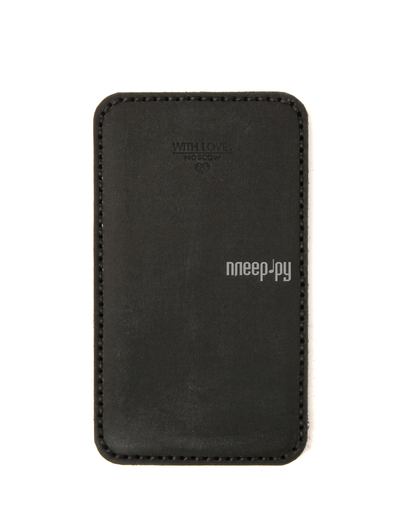 Аксессуар Чехол Meizu M3E With Love. Moscow Black 10235
