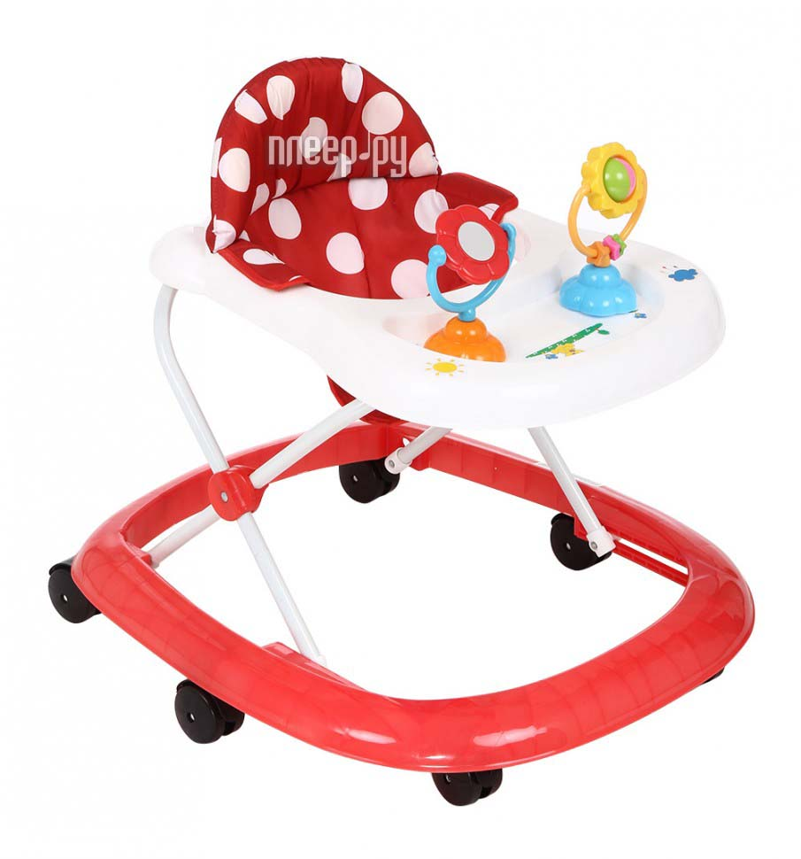 Ходунки Kids-Glory FL-616E Red