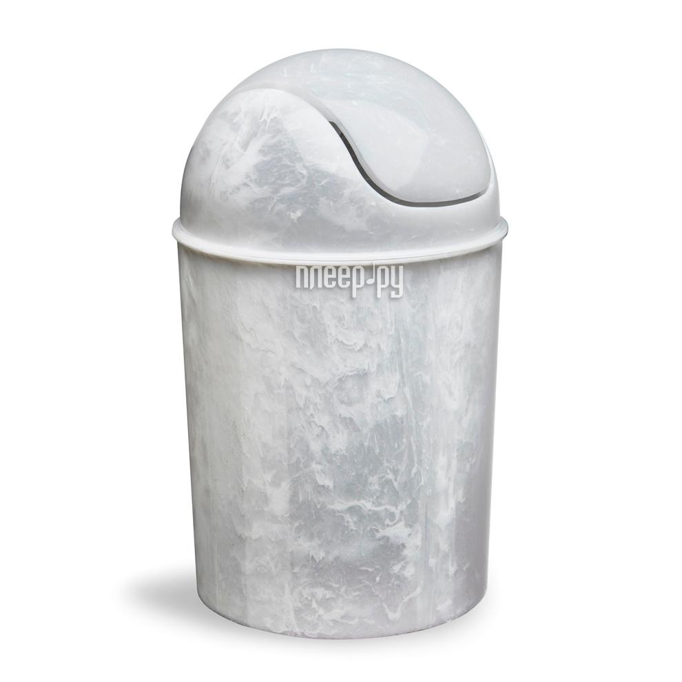 Корзина для мусора с крышкой Umbra Mini Onyx 086701-1066 купить