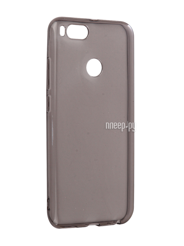 Аксессуар Чехол Xiaomi Mi5X Zibelino Ultra Thin Case Black ZUTC-XIA-Mi5X-BLK