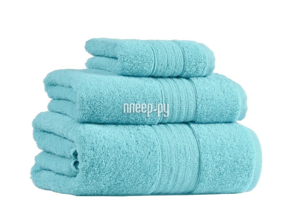 Полотенце Irya Shalla Turkuaz 50x90 Blue