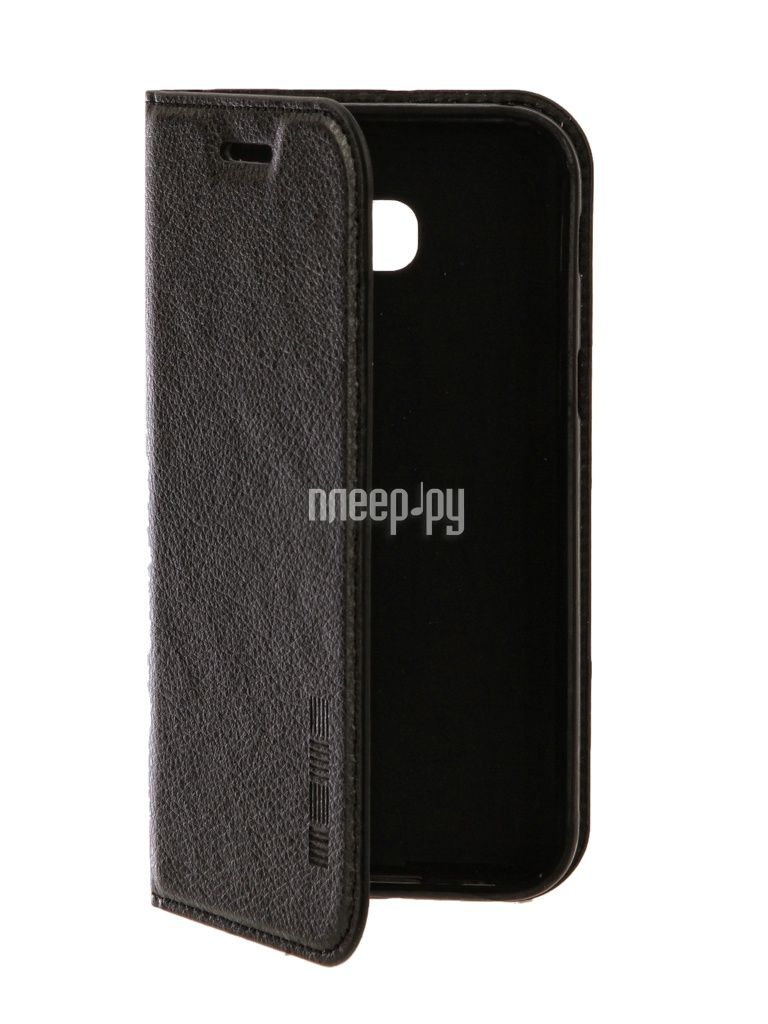 Аксессуар Чехол Samsung Galaxy A5 2017 InterStep Is Vibe Black