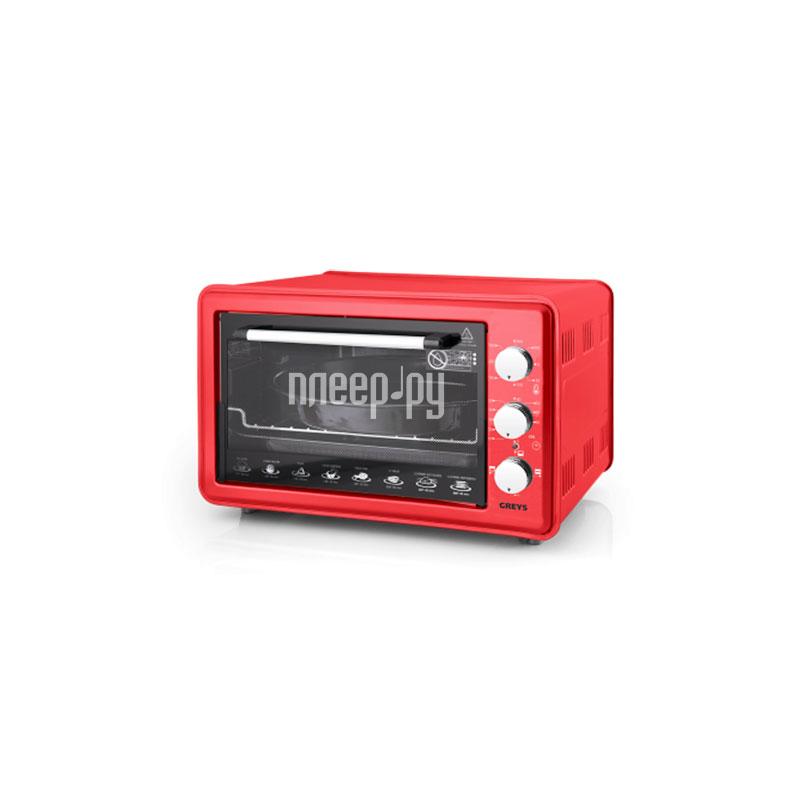 Мини печь Greys RMR-4001 Red
