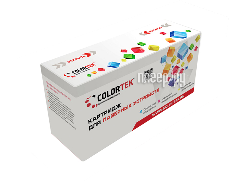 Картридж Colortek Black для LaserJet M2727 / P2014 / P2015