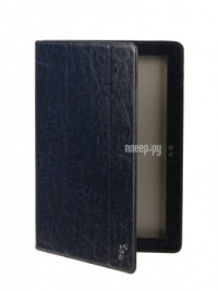 Аксессуар Чехол Lenovo Tab 4 10.1 TB-X304L/TB-X304F G-Case Executive Dark Blue GG-848