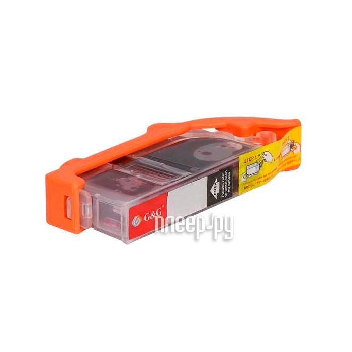 Картридж G&G NC-CLI-451-XLC Cyan для Pixma MG5440 / 6340 IP7240