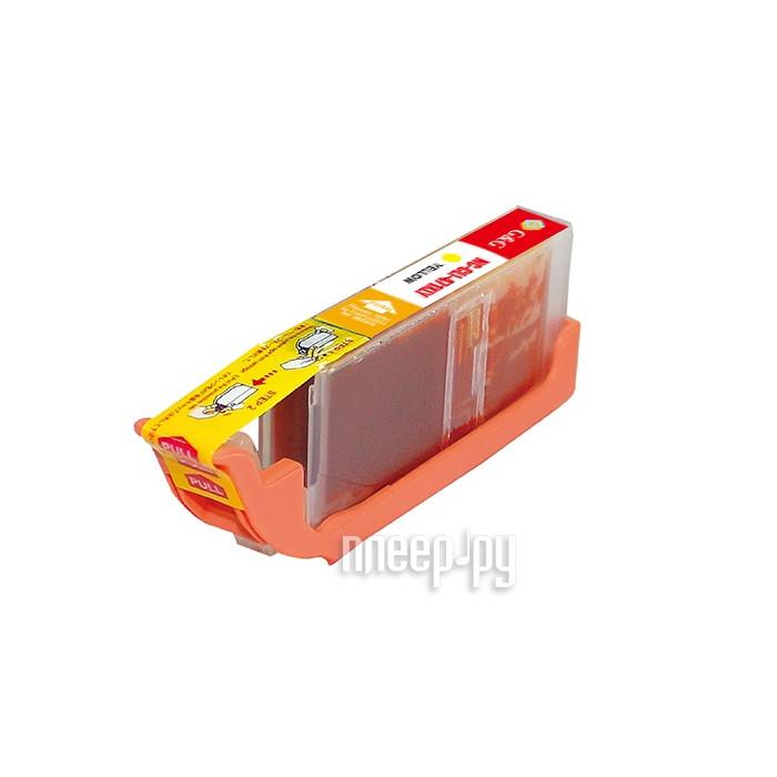 Картридж G&G NC-CLI-471XLBK Black для Pixma MG5740 / 6840 / 7740 за 361 рублей
