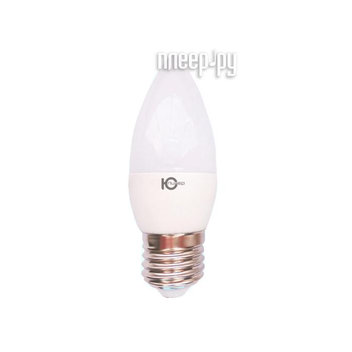 Лампочка Юпитер C37 E27 3.5W AC220-240V 375 Lm Warm White