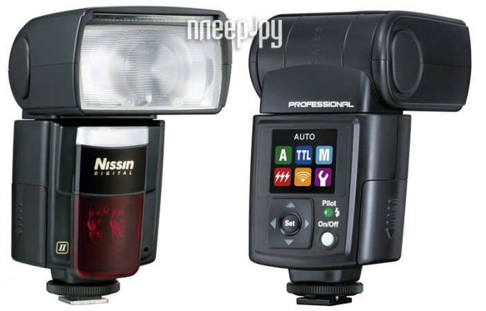 Вспышка Nissin Di-866 Mark II for Sony  Pleer.ru  10497.000