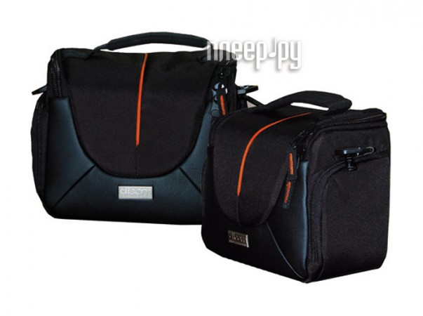 Сумка Dicom Professional UM 2994 Black-Orange