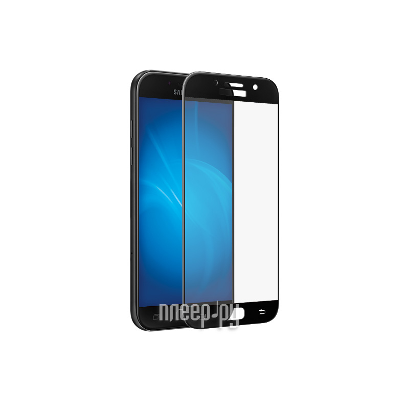 Аксессуар Защитное стекло Samsung Galaxy A3 2017 Neypo 3D Full