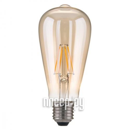 Лампочка Elektrostandard Classic FD E27 6W 3300K купить