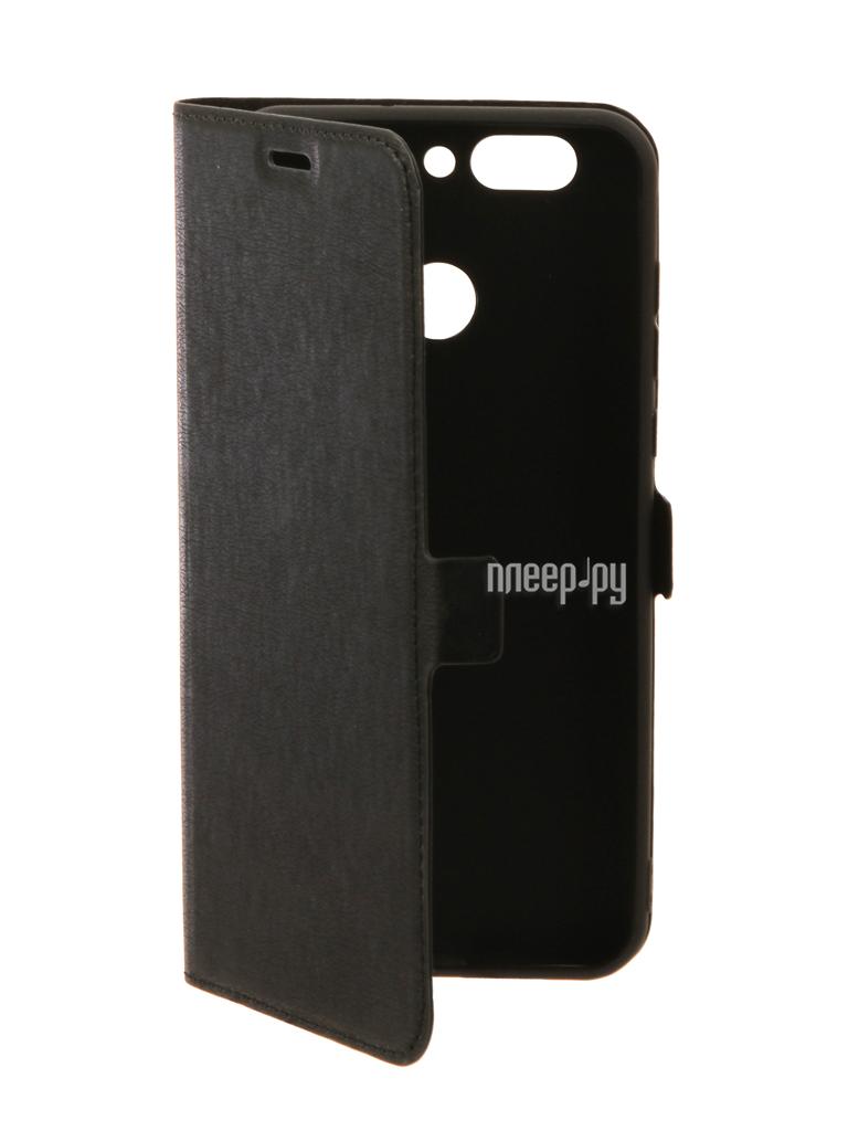 Аксессуар Чехол Huawei Nova 2 Plus DF hwFlip-22