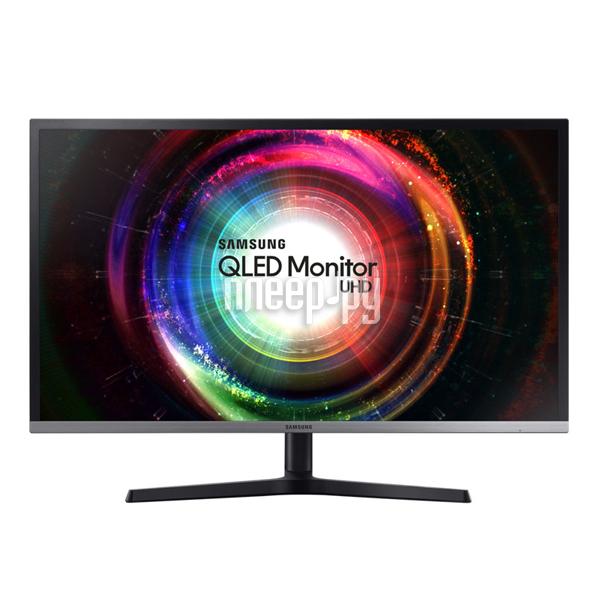 Монитор Samsung U32H850UMI Black