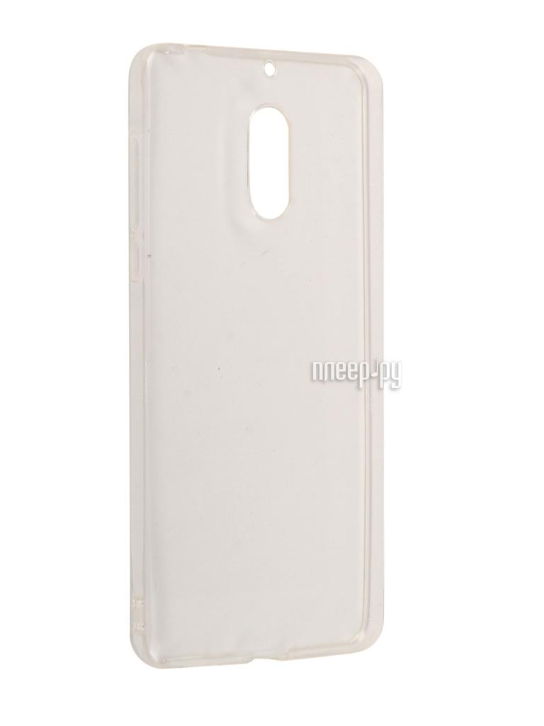 Аксессуар Чехол Nokia 6 DF nkCase-03