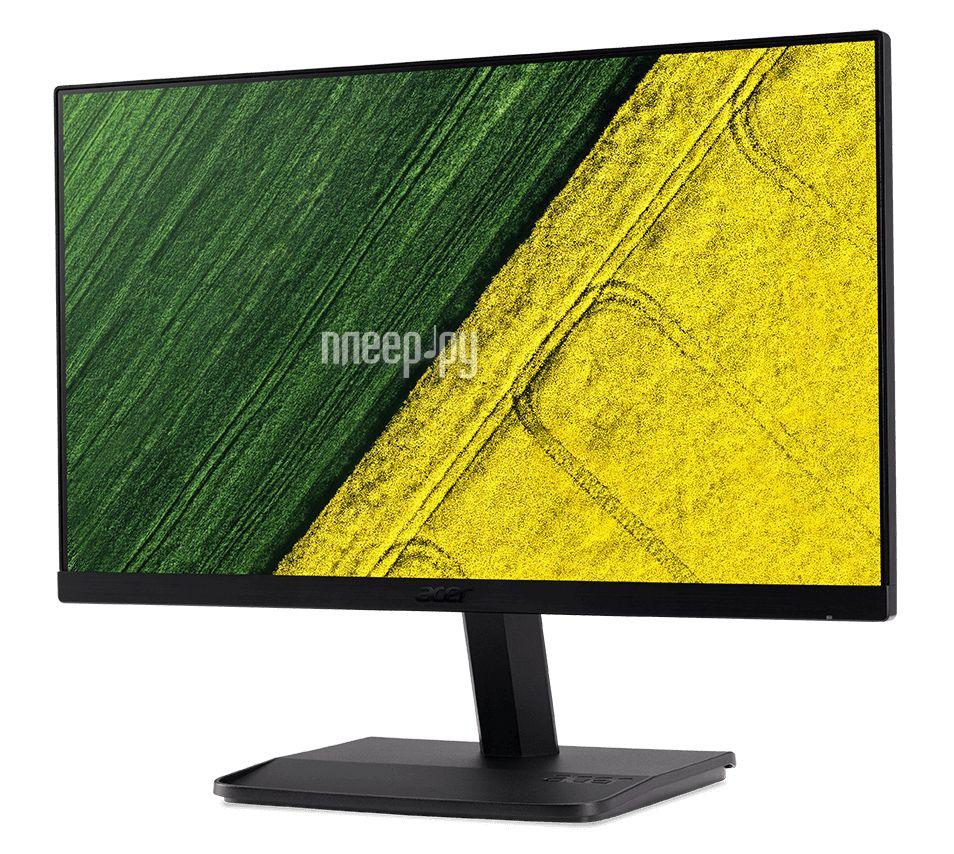 Монитор Acer ET241Ybd Black