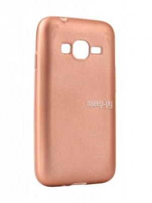 Купить Аксессуар Чехол Samsung Galaxy J1 mini Prime J106 2017 Neypo Silicone Neon Pink-Gold NSTN2898