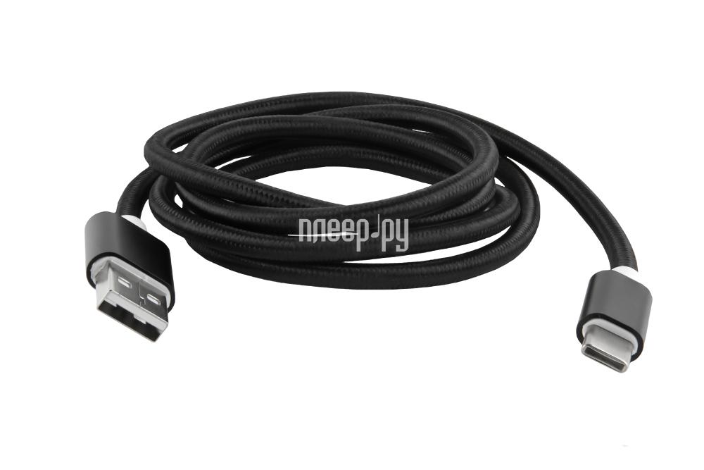 Аксессуар Red Line USB - Type-C 2.0 Black УТ000012585 купить