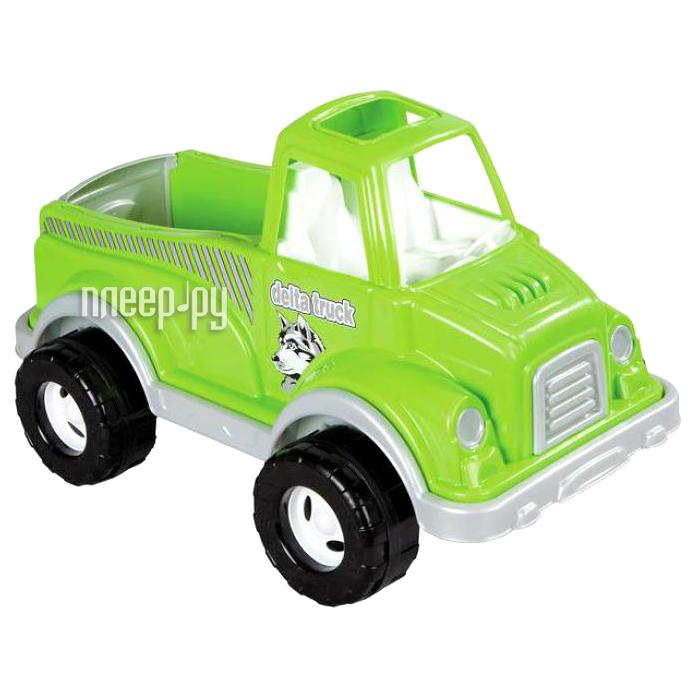Машина Pilsan Delta Truck Green 06-506