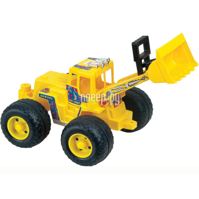 Машина Pilsan Бульдозер Yellow 06-205 за 2554 рублей
