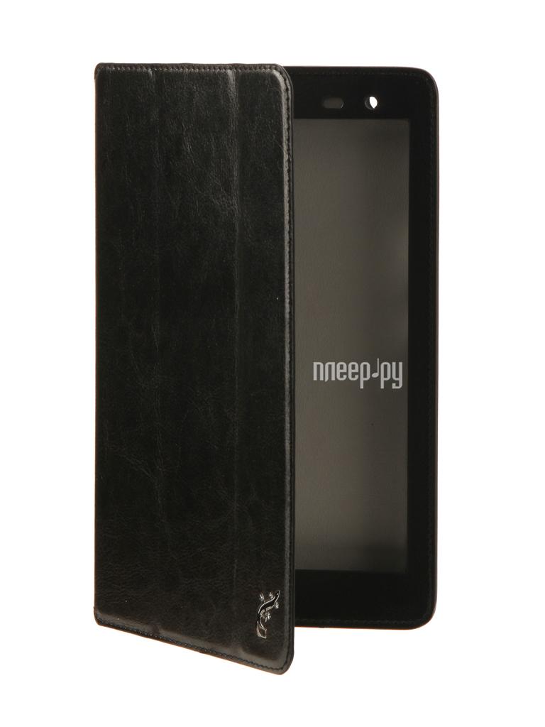 Аксессуар Чехол Lenovo Tab 4 8.0 TB-8504X / TB-8504F G-Case Executive Black GG-845