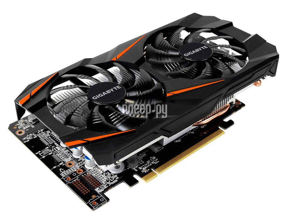Видеокарта GigaByte Mining P106-100 1506MHz PCI-E 3.0 6144Mb 8008Mhz 192bit GV-NP106D5-6G