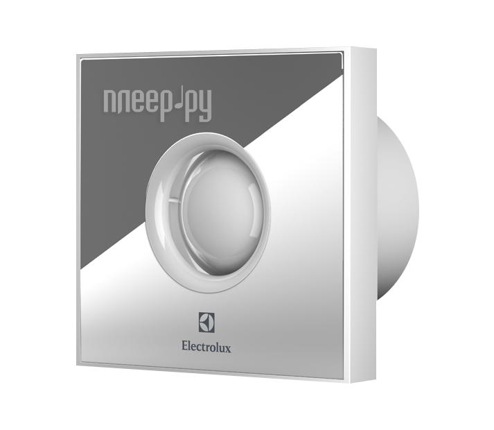 Вытяжной вентилятор Electrolux Rainbow EAFR-100T с таймером Mirror купить