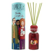 Благовоние Ambientair Friends For Life Animikados 100ml MK100ASAMGB