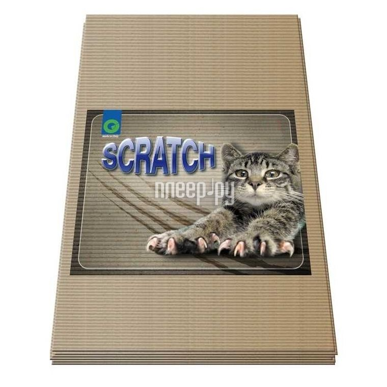 Когтеточка Georplast Scratch 10591 60577