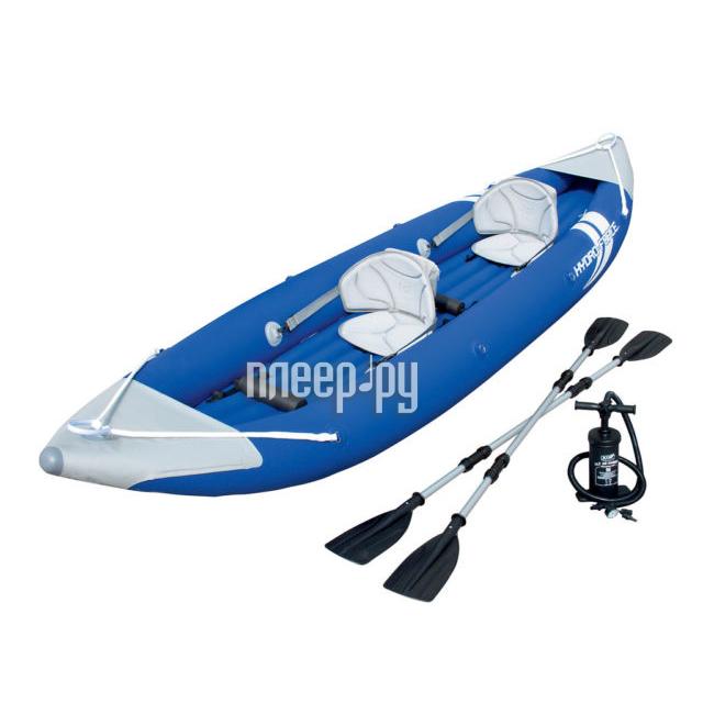 Надувная лодка BestWay Bolt X2 Kayak 385х93cm 65061