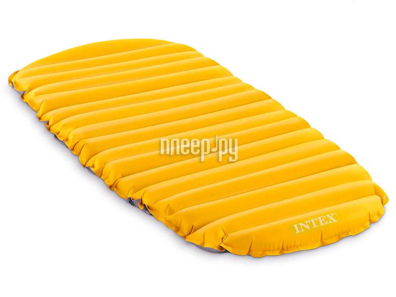 Надувной матрас Intex Cot Size Camp Bed 76х183х10cm 68708