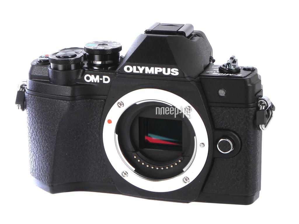 Фотоаппарат Olympus OM-D E-M10 Mark III Body Black