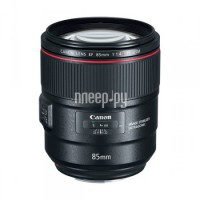 Объектив Canon EF 85 mm F/1.4L IS USM