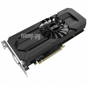 Купить Palit GeForce GTX 1060 StormX 1506Mhz PCI-E 3.0 3072Mb 8000Mhz 192 bit HDMI HDCP NE51060015F9-1061F - УЦЕНКА!