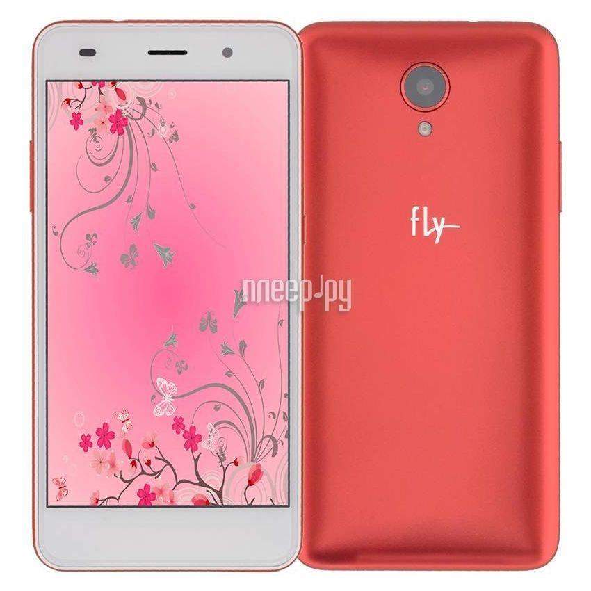 Сотовый телефон Fly FS458 Stratus 7 Black