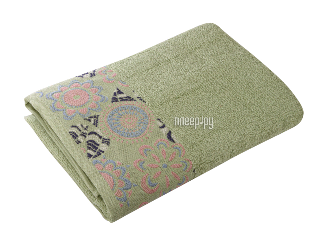Полотенце Irya Mabella Yesil 70x130 Light Green