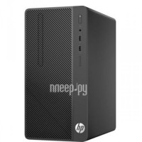 Настольный компьютер HP 290 G1 Microtower 1QN72EA (Intel Core i3-7100 3.9 GHz/4096Mb/500Gb/DVD-RW/Intel HD Graphics 630/LAN/DOS)