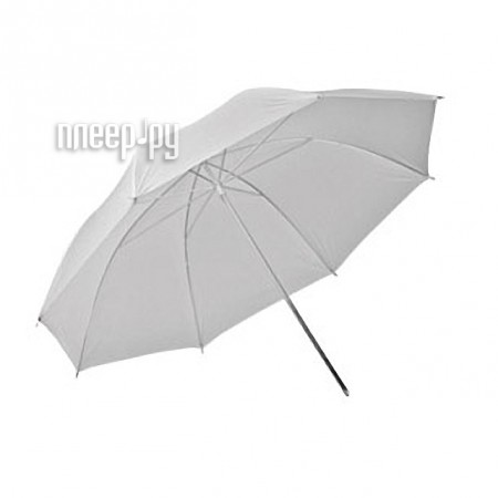 Зонт Phottix Photo Studio Diffuser Umbrella 84cm White 85350  Pleer.ru  488.000