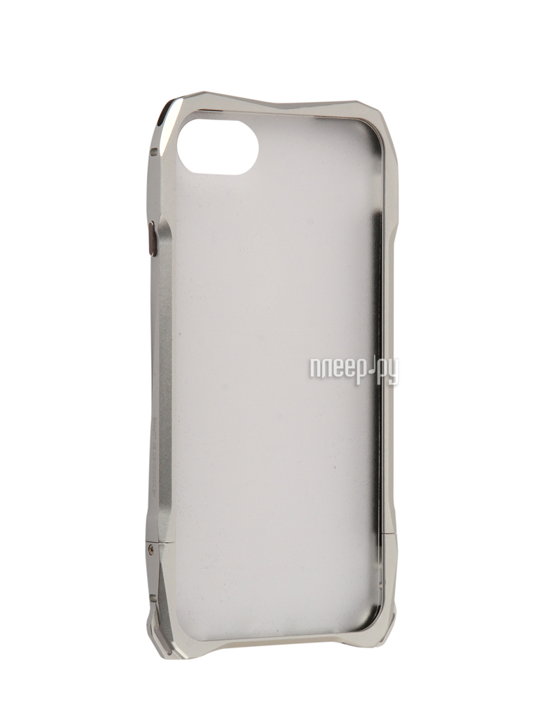 Аксессуар Чехол Luphie для iPhone 7 Sports-Car Silver PX / LUPH-IPH67-SPORTCAR-si