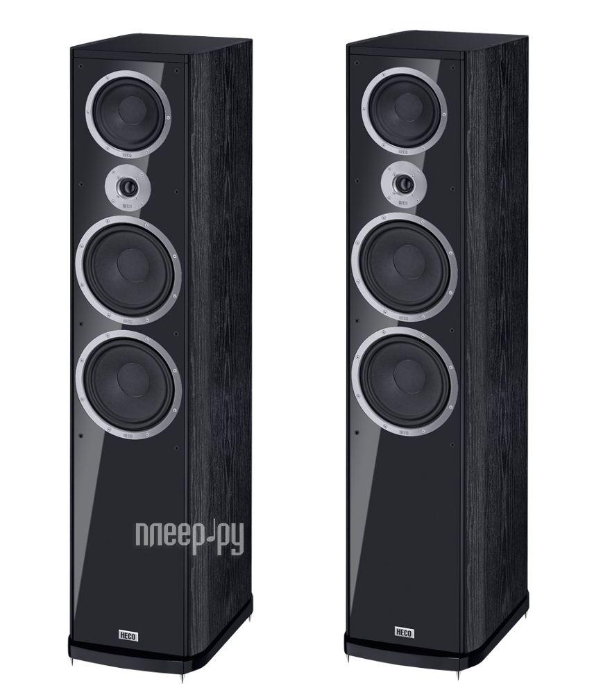Колонки Heco Music Style 1000 Black (2шт)
