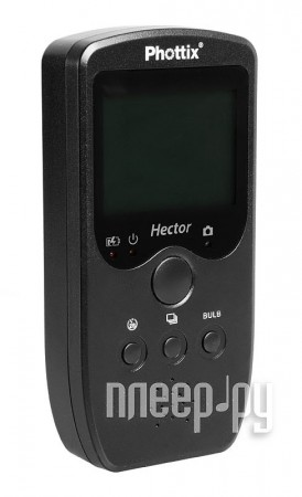 Видеовидоискатель Phottix Hector I Live-View Wired Remote 12499  Pleer.ru  2949.000