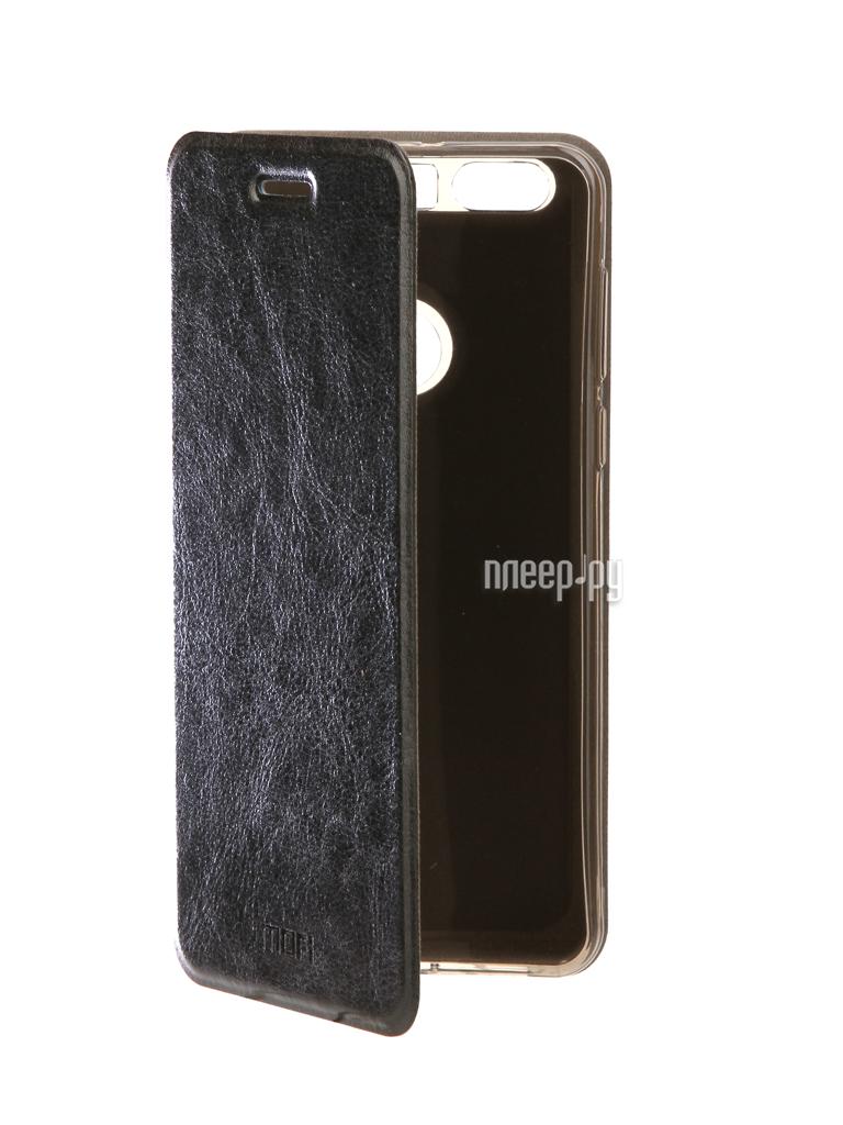 Аксессуар Чехол Huawei Honor 8 Mofi Vintage Black 15038