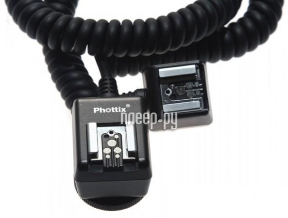 Аксессуар Phottix Duo TTL Cord 2m 38315 - синхрокабель универсальный  Pleer.ru  1760.000