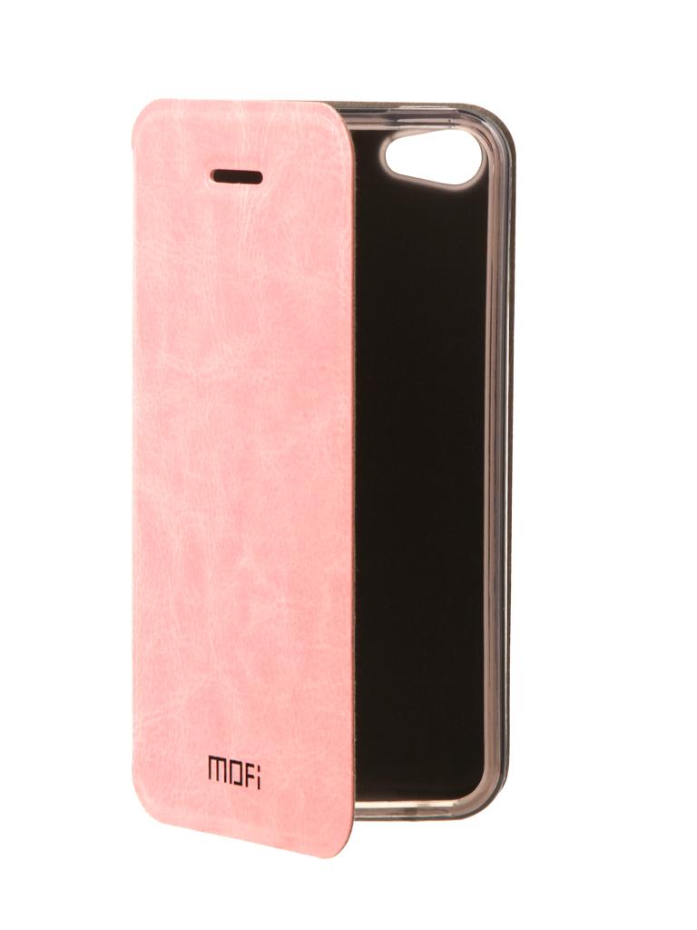 Аксессуар Чехол Mofi Vintage для APPLE iPhone 5S / SE Pink 15008