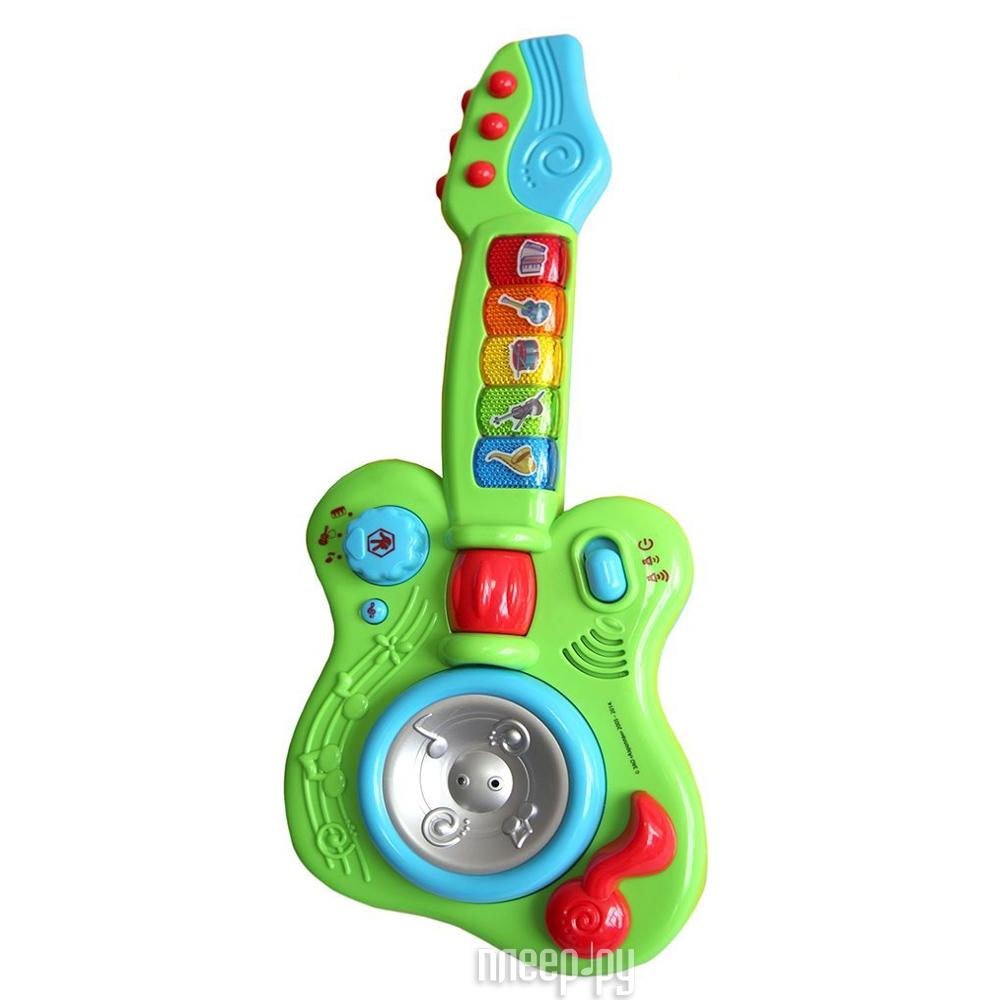Детский музыкальный инструмент Фиксики Гитара GT8647