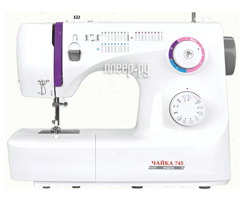 Швейная машинка Chayka 745